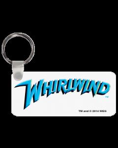 Whirlwind Logo Key Chain