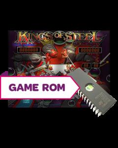 Kings of Steel CPU Game Rom Set