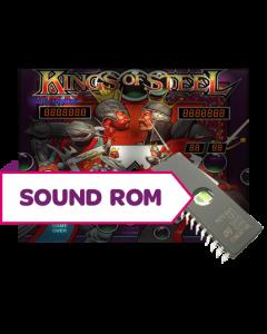 Kings of Steel Sound Rom U4