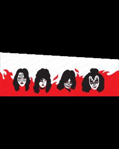 Kiss Stencil Kit