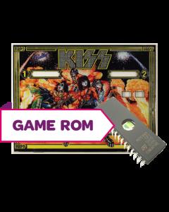 Kiss CPU Game Rom Set (7-Digit Bootleg)