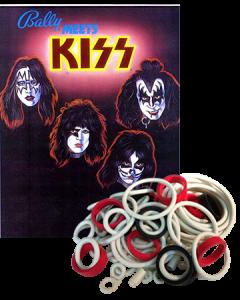 Kiss Rubberset