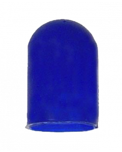 Lamp Cover Silicone Blue
