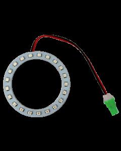 Pop Bumper Ring 21 SMD LED Lights #555 Green