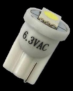 #555 SMD LED Blinking Warm White