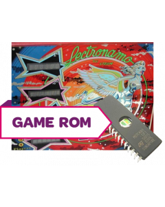 Lectronamo CPU Game Rom Set