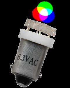 #44 Flux Flat Lens LED Multicolor RGB