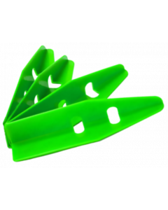 Cabinet Protectors 4 Piece Set Green