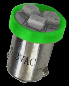 #44 SMD 3 LED Green