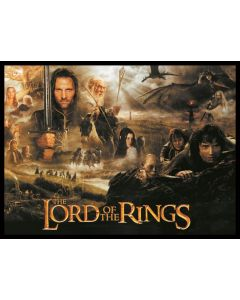 Lord of the Rings Alternate Translite