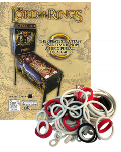 Lord of the Rings Rubberset