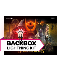 Lord of the Rings Limited Edition Backbox Lightning Kit