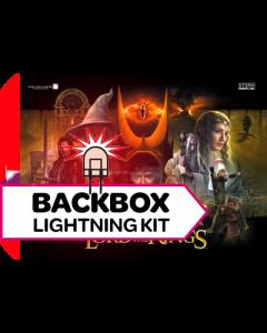 Lord of the Rings Backbox Lightning Kit