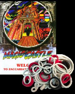 Magic Castle Rubber Set