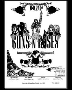 Guns N' Roses Manual