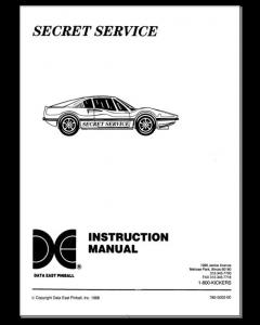 Secret Service Manual