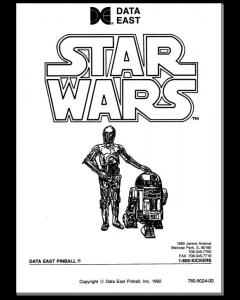 Star Wars Manual