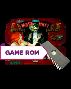 Mata Hari CPU Game Rom Set (New Rules)