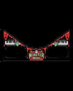 Monster Bash Apron Decal