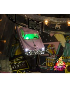 Creature from the Black Lagoon LED Car Modification