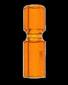 Plastic Mini Post Orange