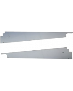 """Mirror Blades for Stern SPIKE """"Spiegelblech"""""""