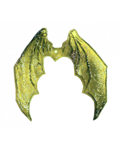 Medieval Madness Dragon Wings GOLD