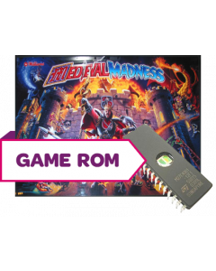 Medieval Madness CPU Game Rom (Home)