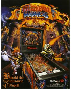 Medieval Madness Flyer