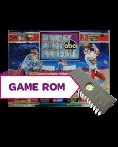 Monday Night Football Game Rom Set