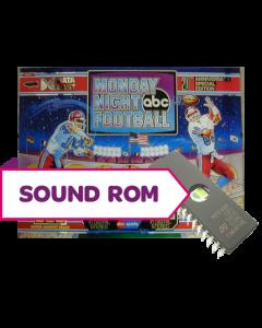 Monday Night Football Sound Rom F4