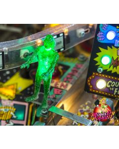 Creature from the Black Lagoon LED Creature Modification