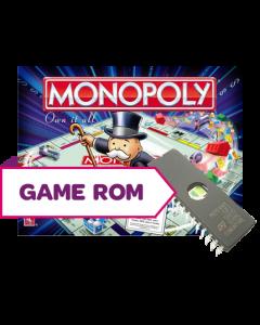 Monopoly Game/Display Rom Set