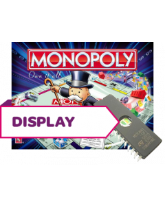 Monopoly Display Rom (French)