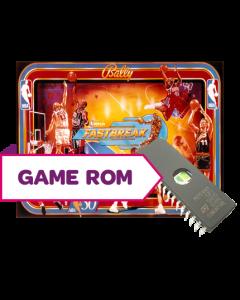 NBA Fastbreak CPU Game Rom