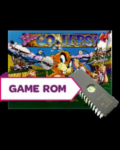 No Good Gofers CPU Game Rom