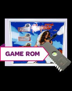 Nugent CPU Game Rom Set