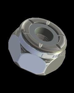 Nylon Insert Lock Nut 4-40