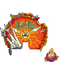 Addams Family Magnet Overlay
