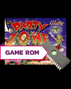 Party Zone CPU Game Rom Fliptronics