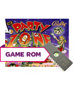 Party Zone CPU Game Rom