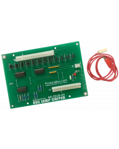Aux LED/Lamp Driver Board for Bally/Stern (AS-2518-43)