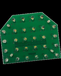 Kiss Playfield Lamp Board LED