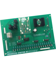 Bally/Stern Solenoid Driver Board AS2518-16