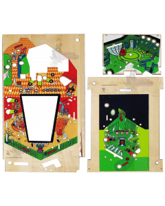 Haunted House Playfield