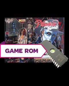 Phantom of the Opera CPU Game Rom Set