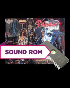 Phantom of the Opera Sound Rom F7