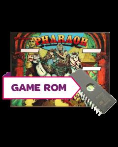 Pharaoh CPU Game Rom Set