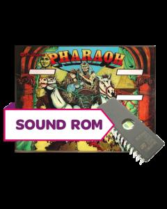 Pharaoh Sound Rom IC6