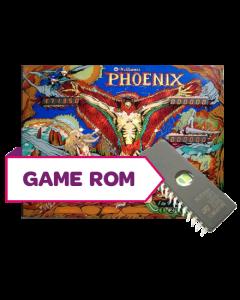 Phoenix CPU Game Rom